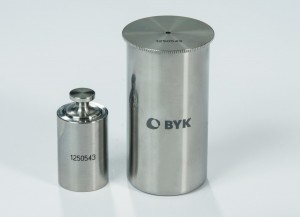 9655-US Density Cup w/tare weight